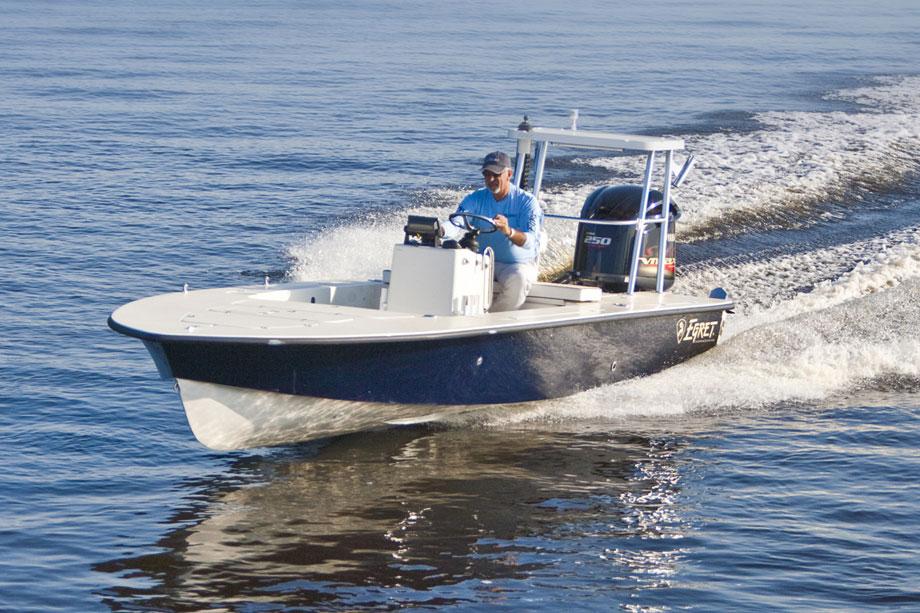 2011 Egret Boats