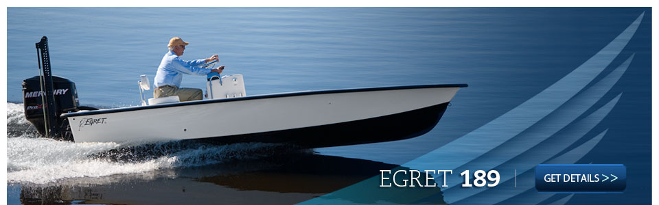 Learn more about the Egret 189