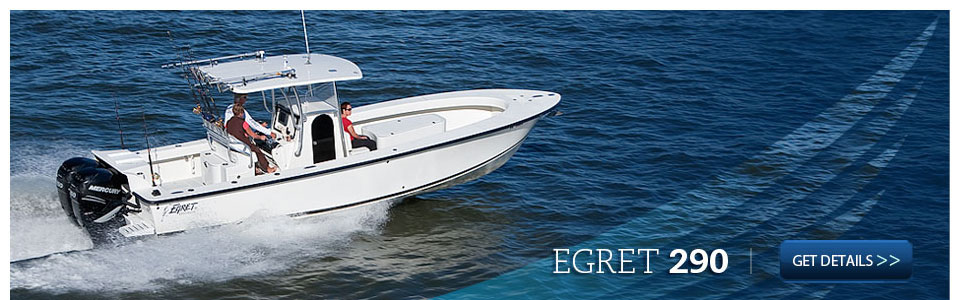 Learn more about the Egret 290